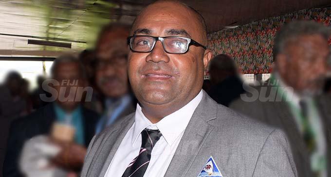 Methodist Church in Fiji and Rotuma communications officer Wilfred Regunamada. Photo: Ronald Kumar