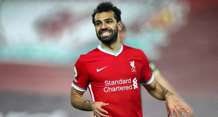 Mohamed Salah Tests Positive For Coronavirus