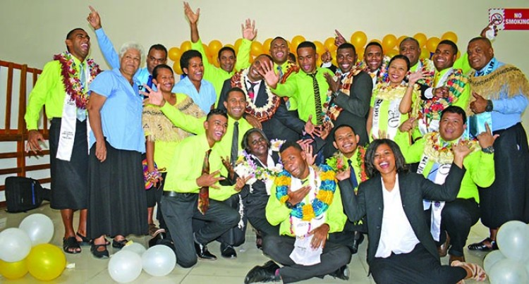 Over 20 Graduate From World Harvest Institute