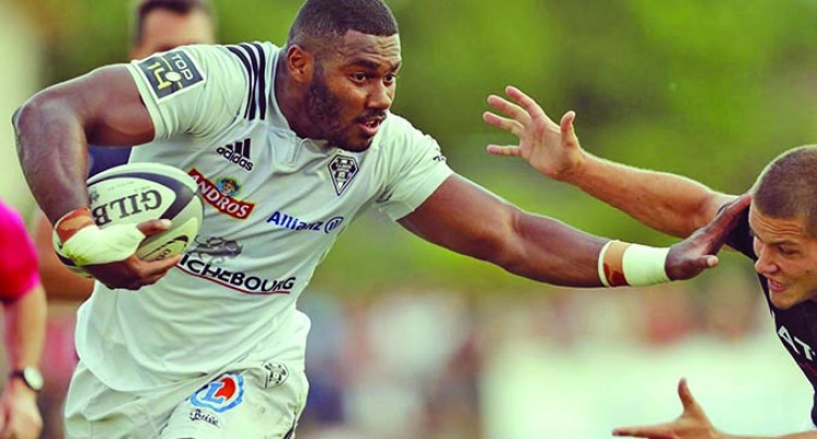 Fijians In Top 14 Demand