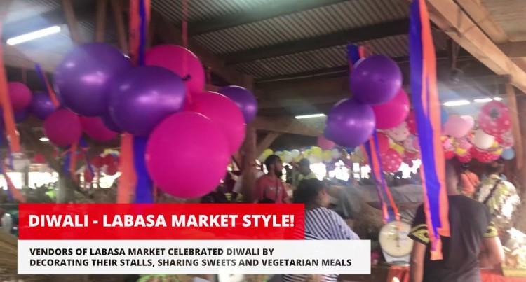 Diwali – Labasa Market Style!