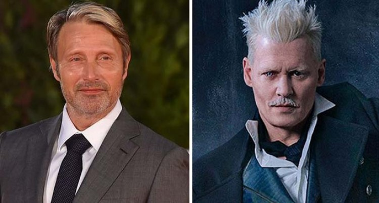 'Doctor Strange' Actor Mads Mikkelsen In Early Talks To Replace Johnny Depp In 'Fantastic Beasts 3'