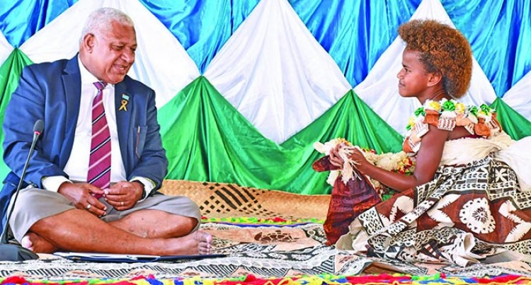 $107M Boost For Tailevu: Prime Minister