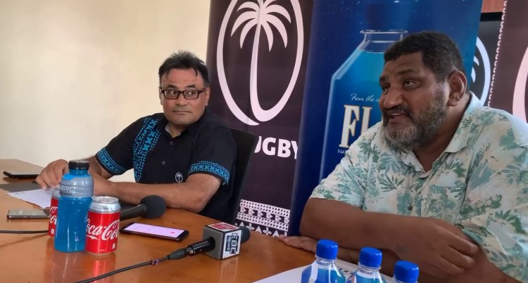 Fiji Rugby Press Conference – Autumn Rugby 2020