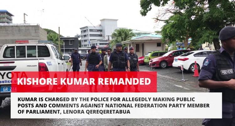 Fiji Sun Court News – Kishore Kumar