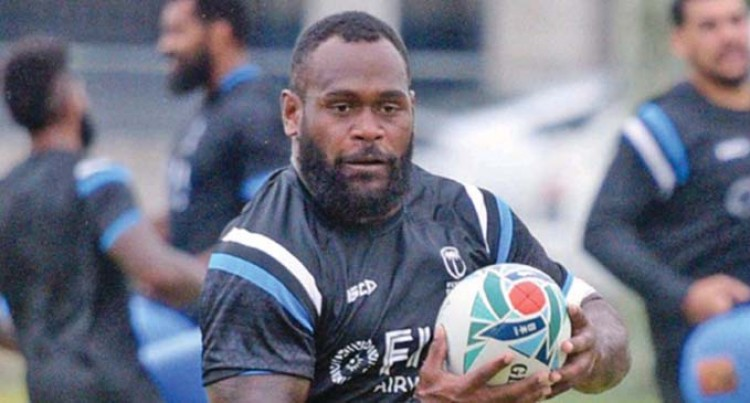 Botia To Captain The Flying Fijians Against France