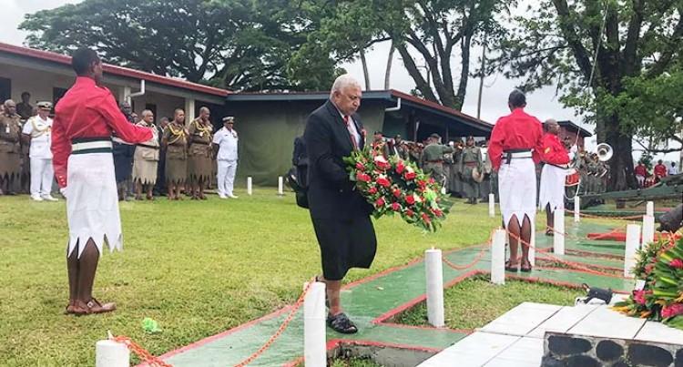 Forces Honour Slain Heroes