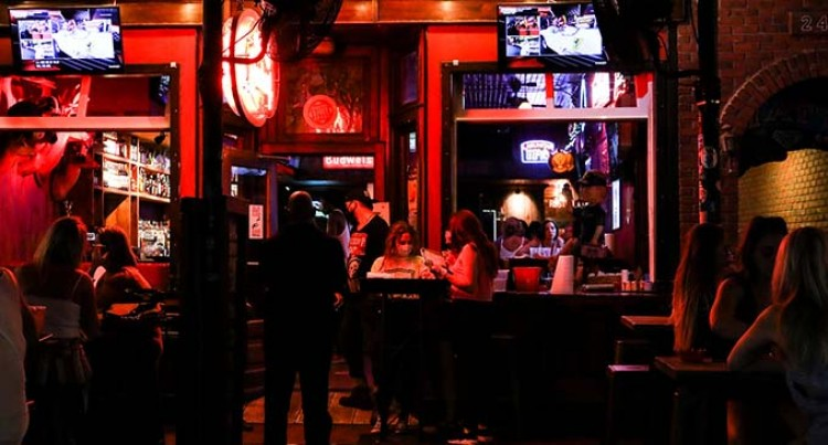 New York State To Close Bars At Night As Coronavirus Cases Spike Again