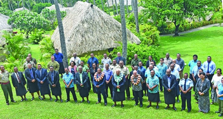 Work Together To Cultivate More Climate-Secure Fiji: PM