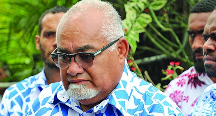 14 Want Ratu Epenisa To Change Party Leader Selection Process Or Face Legal Action