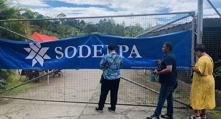 Media Locked Out Of SODELPA AGM