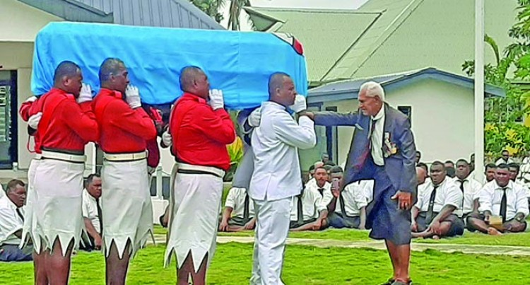 Ratu Tevita Remembered As Leader Who Responded To Some Of Fiji's Most Challenging Chapters