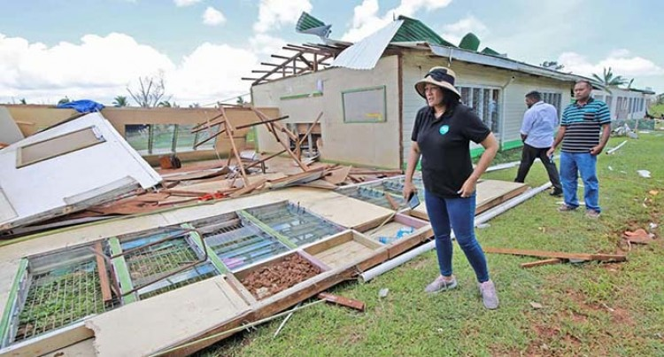 TC Yasa: 85 Schools Either Damaged Or Destroyed