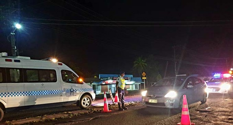 Ten Drunk Drivers Arrested On Christmas Day