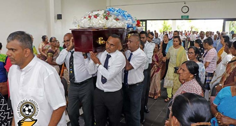 Football Fans Mourn For Hari