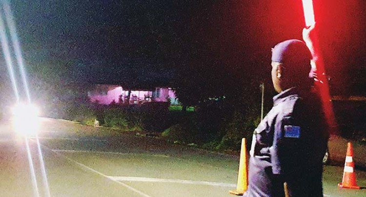 Medical Officer Drunk, Walking Along Rewa Street During Curfew Hours