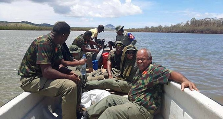 RFMF Engineers Deployed To Nasorowaqa Village, Galoa Island