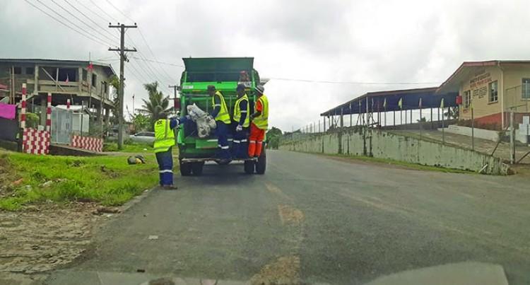 Tikoduadua: Thumbs For Nasinu Garbage Works