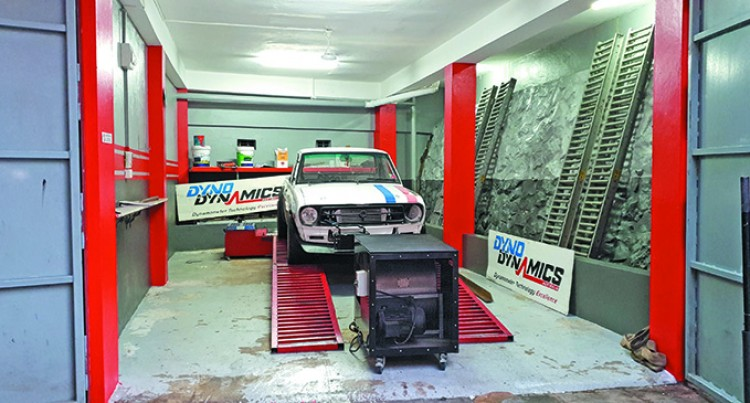 Dyno Tuning Machine Saves Time And Money