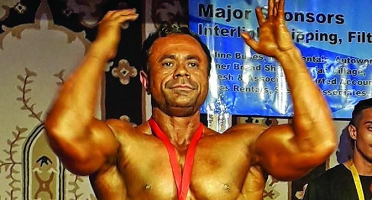 'For My Fallen Bodybuilding Mate'
