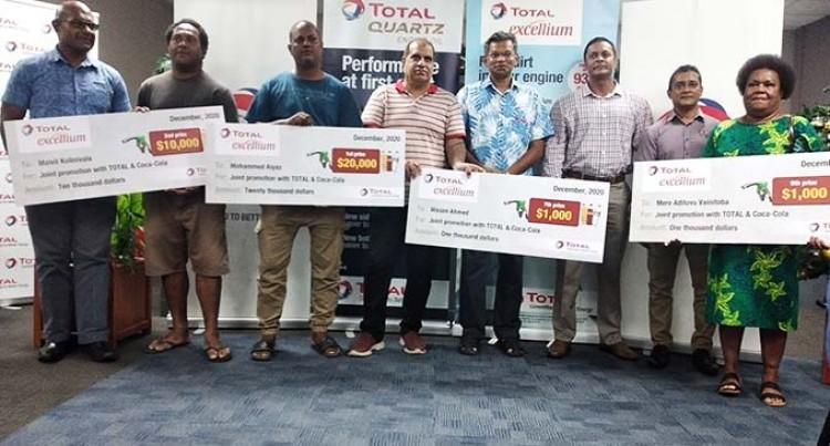 12 Winners Share $40K