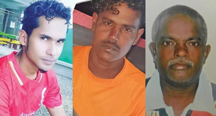 3 Fishermen Still Missing As Storm Looms