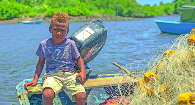 Young Boys Brave Sea Alone After Grandfather Dies On Fishing Trip