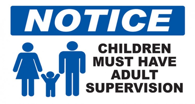 Police – Supervise Your Children