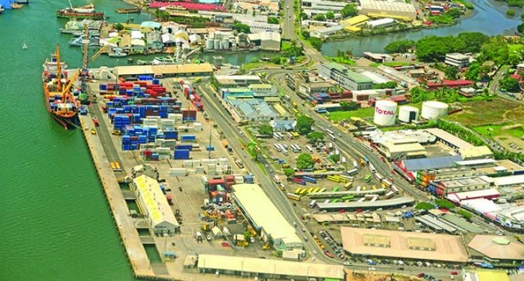 Identification Of New Suva Port Costs $2.3M