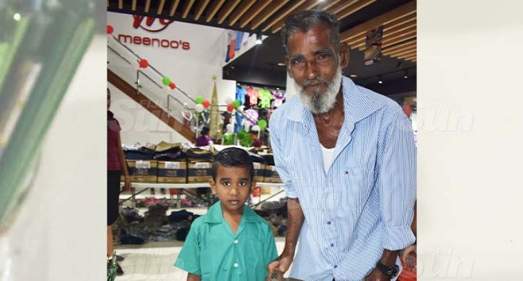 Farmer Sells Goats To Buy Grandson's School Stationery