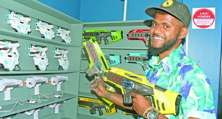 New Gaming Shop Opens At Sports City Complex