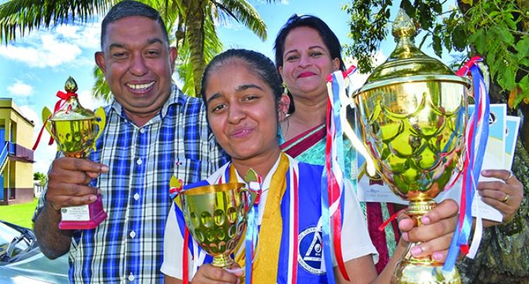 Bhawani Dayal Arya College Double Dux Celebration