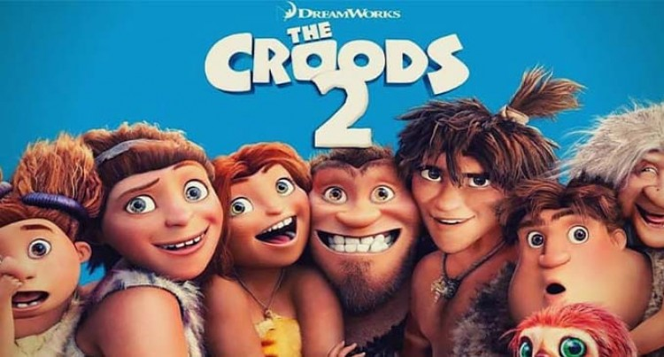 """The Croods: A New Age"" Tops North American Box Office For Third Weekend In A Row"