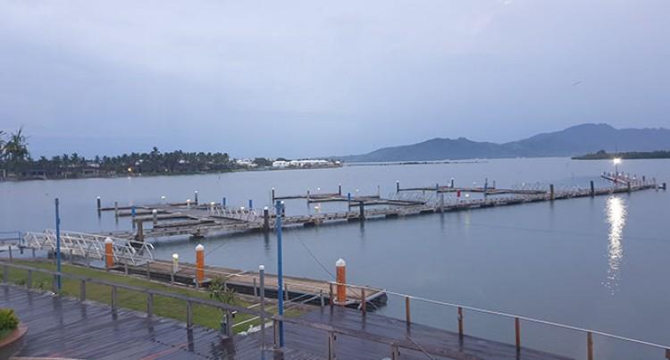 Port Denarau Marina Closed, Yachts Secured