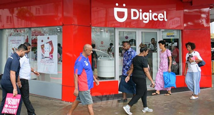 Digicel Pacific Sale Talks: Irish Times