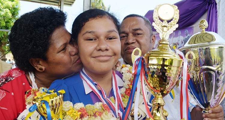 Dudley High School Esther Is First In Family To Be Dux