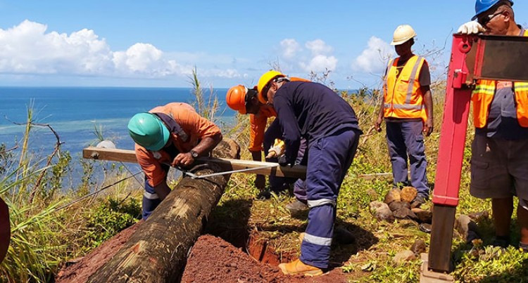 116 Energy Fiji Workers, 33 Police Deployed To The North