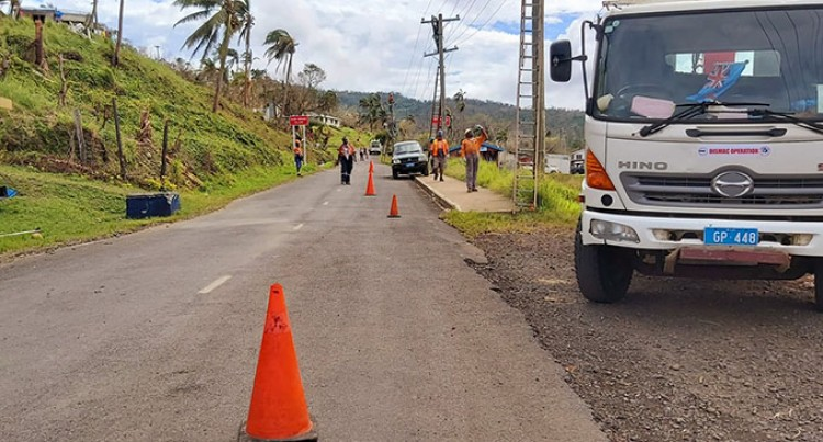 Man Dies In TC Yasa Power Restoration Mishap
