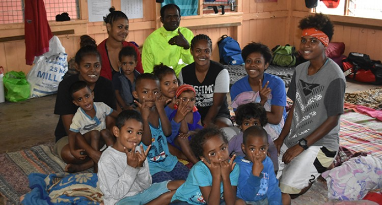 Close to 2000 Fijians in Evacuation Centres In the North
