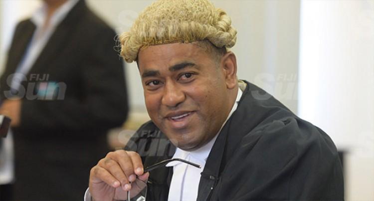 Fijian Lawyer Represents Ex-Vanuatu PM