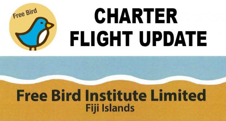 Free Bird Charter Flight Announcement