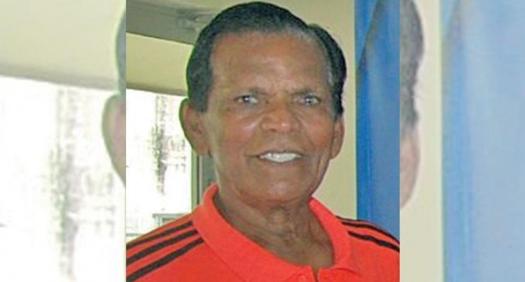 Football Mourns Hari Raj Naicker