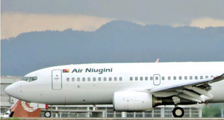 Fijians Fly To PNG To Resume Work