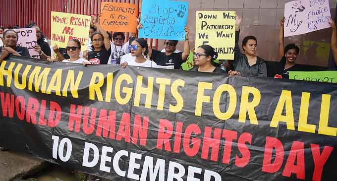 Human Rights March10