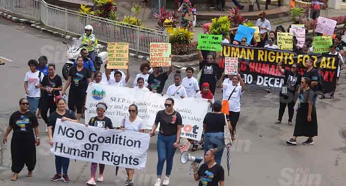 Human Rights March4