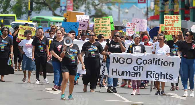 Human Rights March6