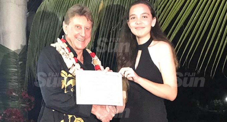 Ambalal Achieves Dream At Pacific Flying School