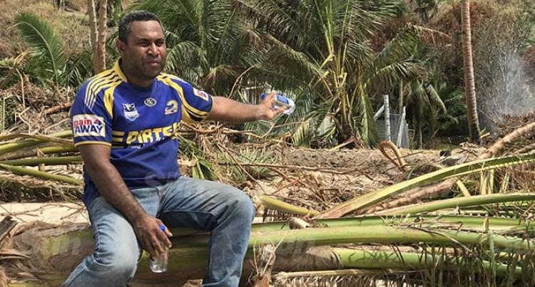 TC Yasa: Tarukua Headman- Coconut Trees We Planted 10 Years Ago Saved Us