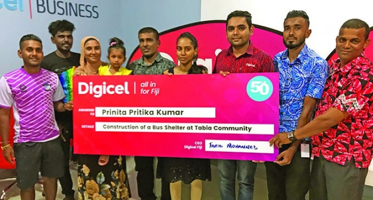 Digicel Fiji Reaches Out To Communities In Labasa