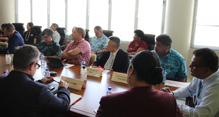 Fijian Government Briefs The Un, Diplomatic Missions And International Agencies On The State Of Rehabilitation And Rebuilding Work – Tropical Cyclone (Tc) Yasa
